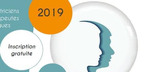 L'évaluation transdisciplinaire de l'adulte avec TSA et déficience intellectuelle- SEPTEMBRE 2019 billets