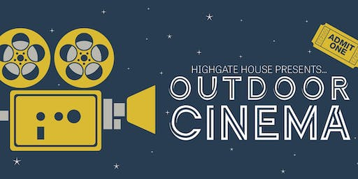 Outdoor Cinema - Mamma Mia! Here We Go Again, Highgate House