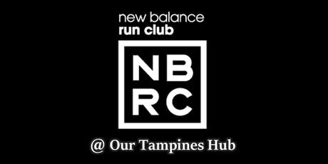 NBRC @ Our Tampines Hub (17 Jul 2019) tickets