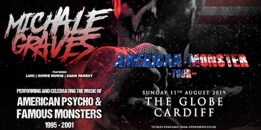 Michale Graves - Performing 'Famous Monsters' and 'American Pyscho' in full! (The Globe, Cardiff)