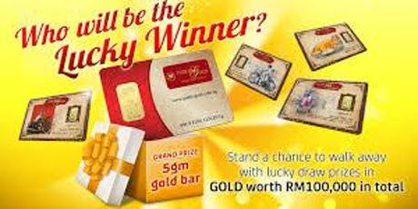 Gold Seminar Kuantan Branch 21/8/2019 tickets