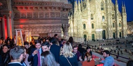 MFW Closing party Rooftop con Dj set Terrazza Duomo 21 biglietti