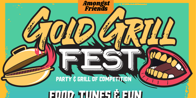 Gold Grill Fest! {Party and Chef Grill Off}