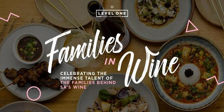 Families in Wine Dinner Series tickets