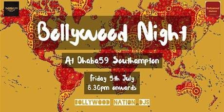 Bollywood Night at Dhaba59 tickets