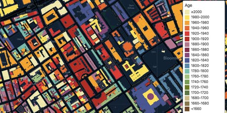 ODI Fridays: How can we colour in data for every building in London? tickets