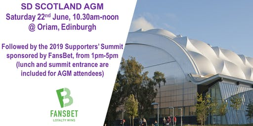 Supporters Direct Scotland AGM