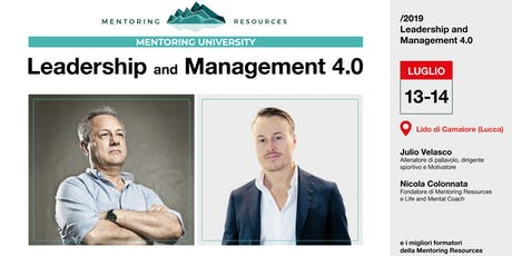 Leadership and Management 4.0 biglietti