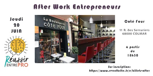 After work Entrepreneurs Colmar