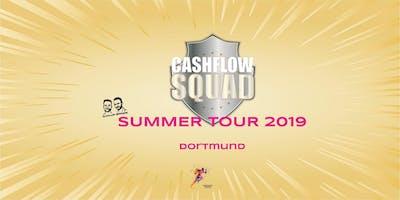 CASHFLOW SQUAD SUMMER TOUR in DORTMUND