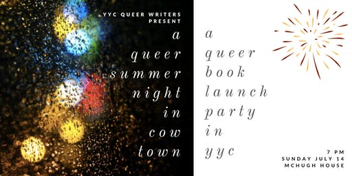 A Queer Summer Night in Cowtown Book Launch