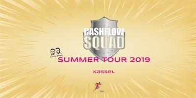CASHFLOW SQUAD SUMMER TOUR in KASSEL