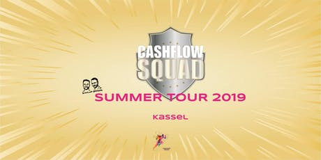 CASHFLOW SQUAD SUMMER TOUR in KASSEL Tickets