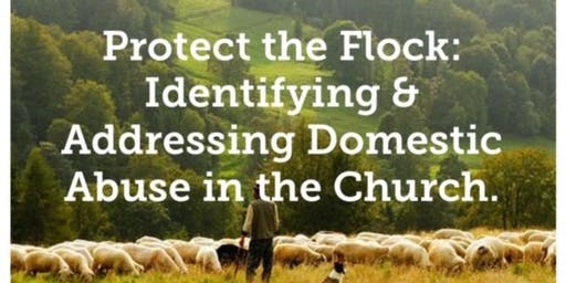 Protect the Flock: Domestic Abuse Lunch & Learn for Church Leaders