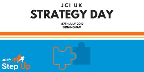 JCI UK Strategy Day July 2019 tickets