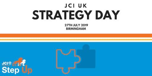 JCI UK Strategy Day July 2019
