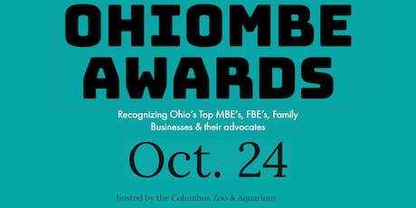 2019 OhioMBE Awards tickets