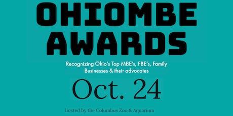 2019 OhioMBE Awards tickets