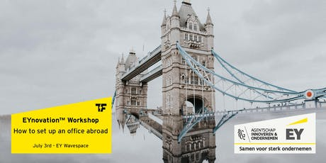 EYnovation™ Workshop: How to set up an office abroad. UK edition tickets