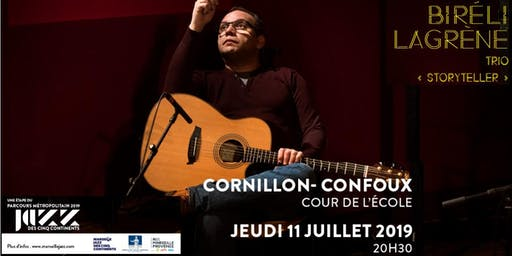 """Biréli Lagrène Trio """"Storyteller"""" - Festival Marseille Jazz Cinq Continents - GRATUIT"""