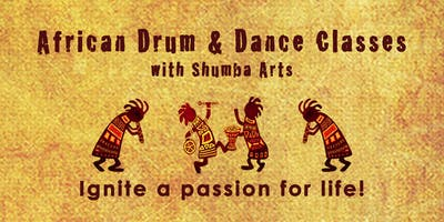 African Drum & Dance Classes ~ Exeter
