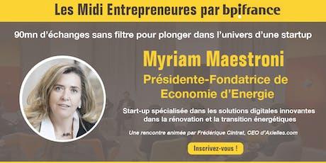 Midi Entrepreneures #8 billets