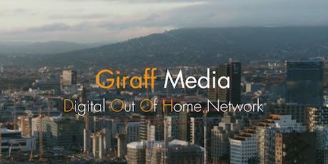 Giraff Media investormøte Oslo 26.juni tickets