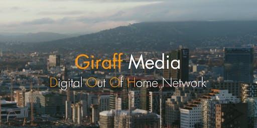 Giraff Media investormøte Oslo 26.juni
