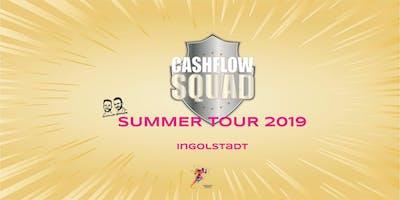 CASHFLOW SQUAD SUMMER TOUR in INGOLSTADT