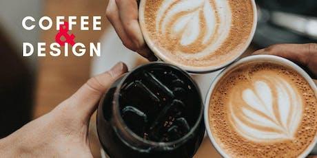 Coffee & Design: Design your company's website alongside a Web Designer tickets