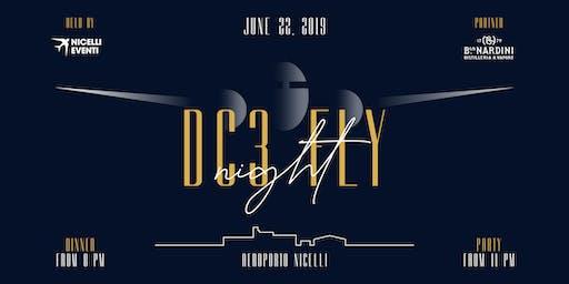 DC3 Fly Night