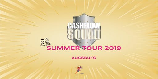CASHFLOW SQUAD SUMMER TOUR in AUGSBURG