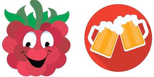 Potton Pi & Pints Raspberry Jam - 6th July 2019