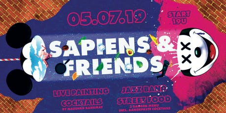Sapiens & Friends billets