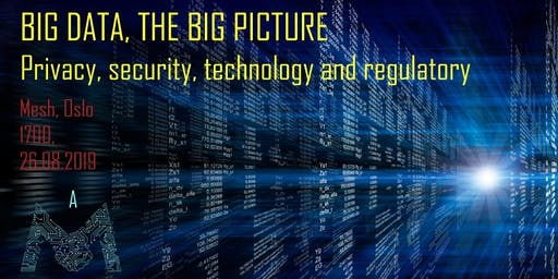 Big Data, the Big Picture: Privacy, Security, Technology and Regulatory