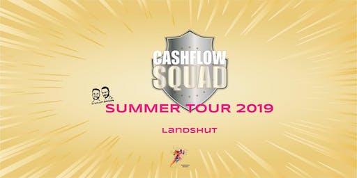 CASHFLOW SQUAD SUMMER TOUR in LANDSHUT