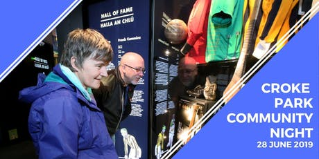 COMMUNITY NIGHT 7.30PM TOUR tickets