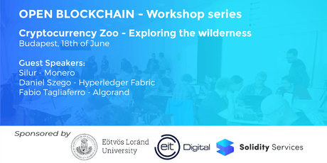 Open Blockchain Workshop Series - Cryptocurrency Zoo - Exploring the wilderness tickets