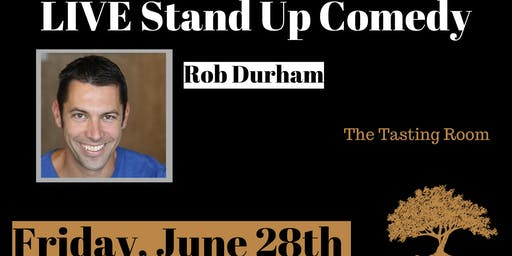 Stand Up Comedy & Buffet at Walker's Bluff - Rob Durham