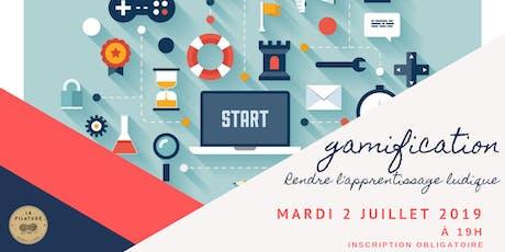Atelier : Rendre l'apprentissage ludique par la gamification billets