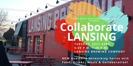 Collaborate Lansing tickets
