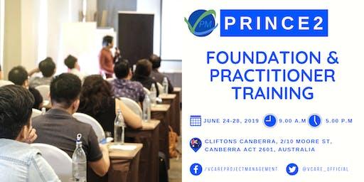 Prince2 Foundation | Practitioner Training | June | 2019 | Canberra