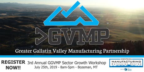 3rd Annual GGVMP Sector Growth Workshop tickets