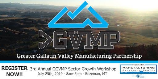 3rd Annual GGVMP Sector Growth Workshop