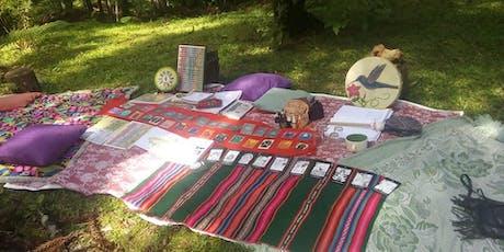 Roda de Cura: Florais da Amazônia e Oráculo Maia ingressos