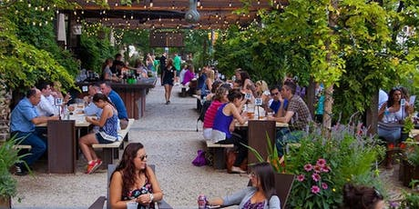 OxCam Philadelphia - Happy Hour at the Independence Beer Garden tickets