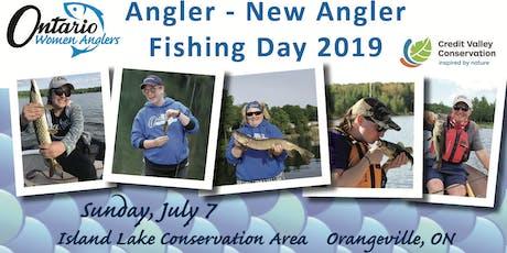 OWA Angler - New Angler Fishing Day 2019 tickets