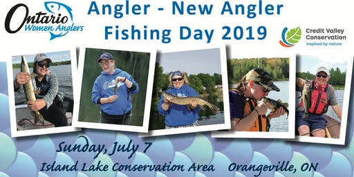 OWA Angler - New Angler Fishing Day 2019