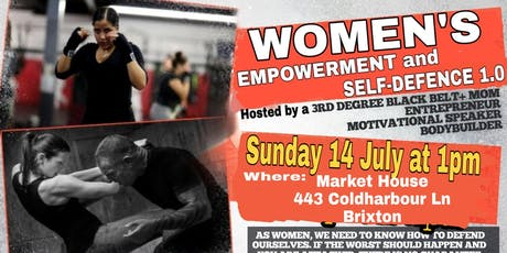 Women's Empowerment & Self-defence 1.0 tickets