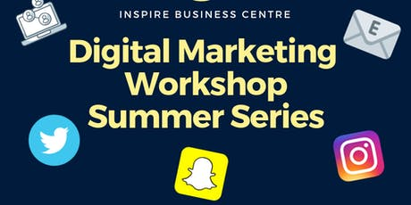 Introduction to Digital Marketing tickets